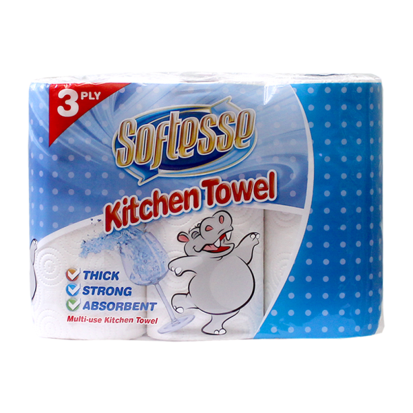 Softesse Kitchen Towels 3 Ply
