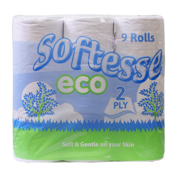 Softesse Eco 2 Ply 9 Roll